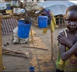 Sobrevivir en Sudán del Sur
