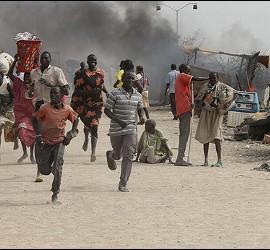 Violencia en Sudán del Sur