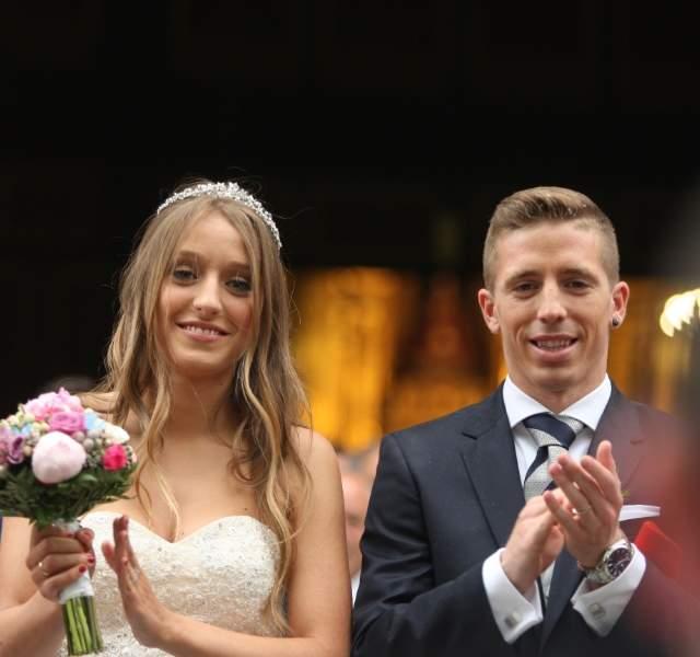El futbolista del athletic iker muniain se ha casado - Sorpresas para recien casados ...