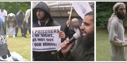 Imágenes del documental de Channel 4 donde aparece uno de los terroristas del Puente de Londres.