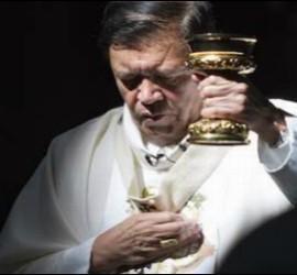 El cardenal Norberto Rivera, Arzobispo Primado de México