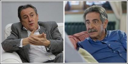 Hermann Tertsch y Miguel Ángel Revilla.
