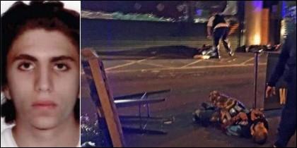 El tercer terrorista de Londres, Yusef Zaghba, hijo de padre marroquí y de madre italiana.