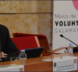 El Secretario General de Cáritas Española, Sebastián Mora, en la UPSA