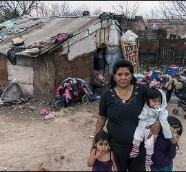 Pobreza en Tucumán, Argentina