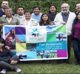 La REPAM, comprometida con la Amazonia