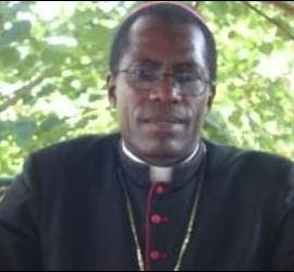 Monseñor Jean-Marie Benoît Balla, obispo de Bafia
