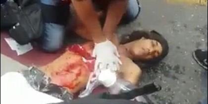 Neomar Lander es la víctima número 85 de la brutal represión del régimen chavista.