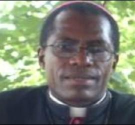 Monseñor Jean-Marie Benoît Balla, obispo de Bafia (Camerún)