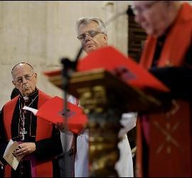 Liturgia común en Clerecía