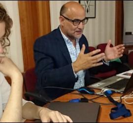 José María Bermejo presenta el Congreso Mundial de Bioética de la OHSJD