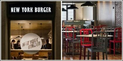 New York Burger Recoletos.