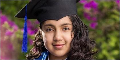 Valeria Gutiérrez Ortiz, la niña de 11 años violada y asesinada en México.