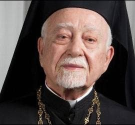 Arzobispo ortodoxo Chedraoui