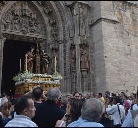 Corpus en Sevilla