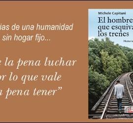 Michele Capitani, 'El hombre que esquivaba los trenes' (Paulinas)