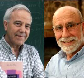 Julio Pérez Pinillos y Ramón Alario Sánchez