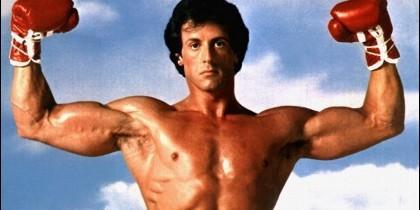 Stallone como 'Rocky'