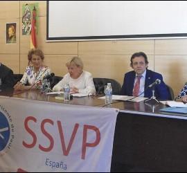 Asamblea de la SSVP en Cáceres