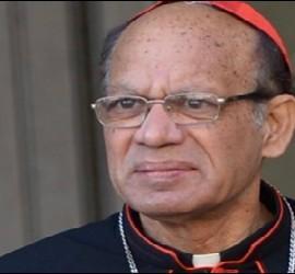 El cardenal Oswald Gracias, miembro del C9 y arzobispo de Bombay