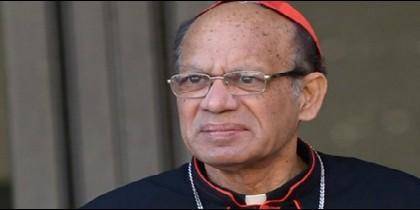 El cardenal Oswald Gracias, arzobispo de Bombay