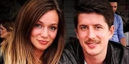 Gloria Trevisan y su novio Marco Gottardi murieron en el incendio