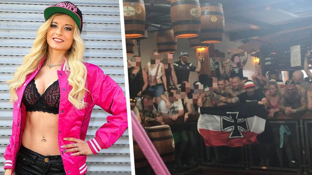 Los neonazis  Hammerskin  declaran Mallorca