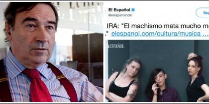 Pedrojota Ramírez y las IRA.