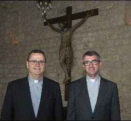 Sergi Gordó y Antonio Vadell