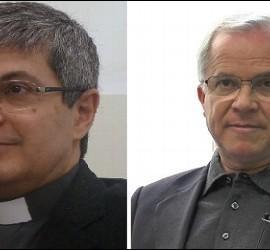 Santiago Bueno y Salvador Bacardit