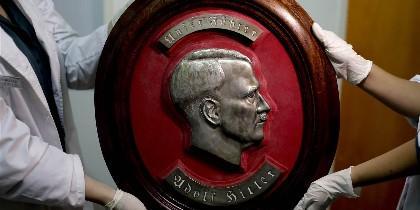 Un busto de Hitler