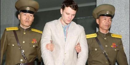 Otto Warmbier fue detenido en Corea del Norte en enero de 2016