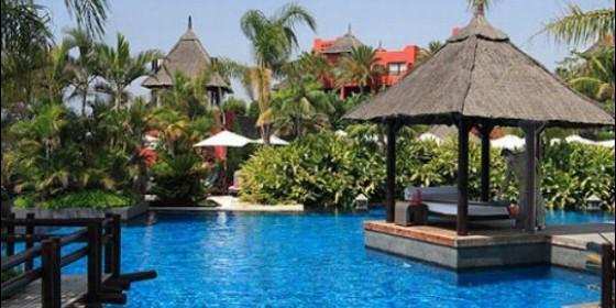Asia Gardens Hotel & Thai Spa.