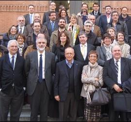 Algunos de los responsables de Unijes