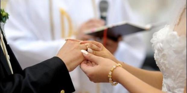 El matrimonio católico se desploma en españa apenas un