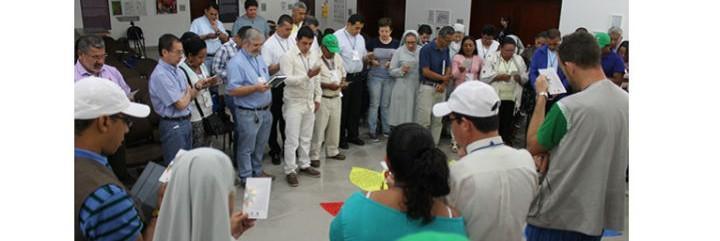 III Encuentro de la REPAM en la Amazonía colombiana