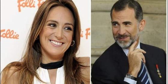 Tamara Falcó y Felipe VI