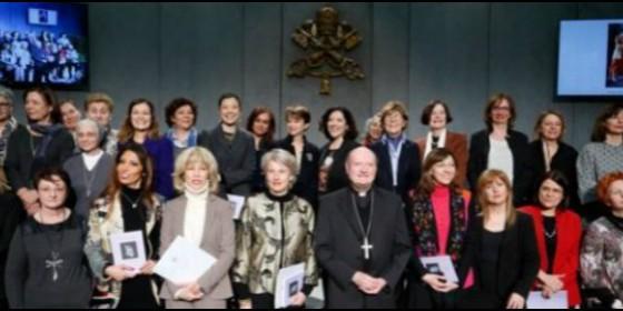 Miembros de la Consulta Femenina del Pontificio Consejo de la Cultura