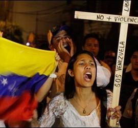 Venezuela y la cruz