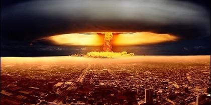 Bomba atómica y apocalipsis nuclear.