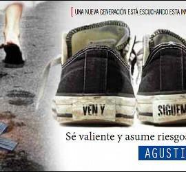 Campaña vocacional de los Agustinos