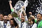 El Real Madrid, campeón de Europa.