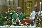 Misa de los 25 años de obispo de Bergoglio