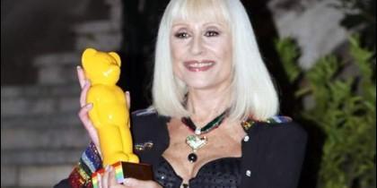 Raffaella Carrá, le han dado el premio World Pride