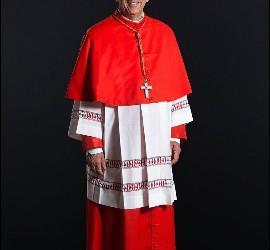Foto oficial del cardenal Omella