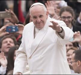 Visita del Papa a Chile y Perú
