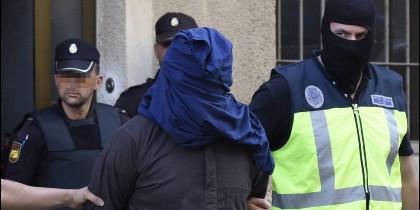 La detención de Abdelkader Mahmoudi