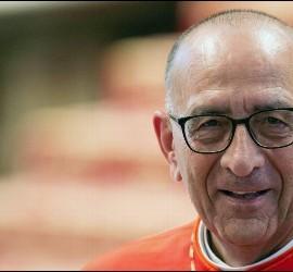 El cardenal Omella
