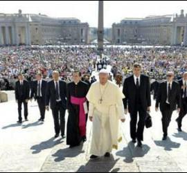 El Papa Francisco sigue adelante con sus reformas