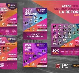 Actos centrales de la conmemoración de la Reforma